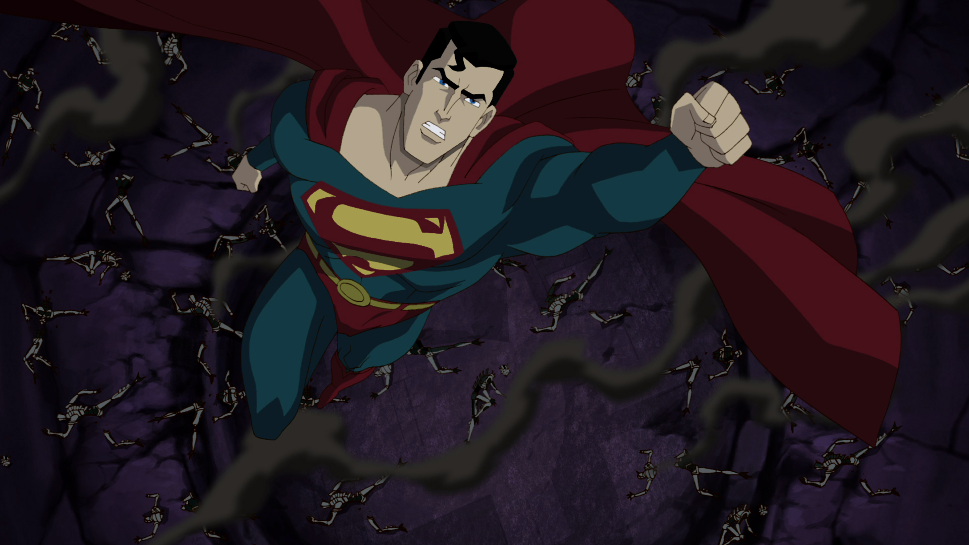 Superman Unbound Superman Unbound Flies Into Stores May 7
