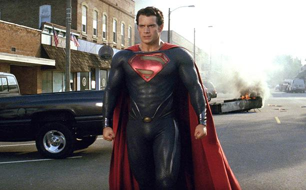 man of steel official - photo #17