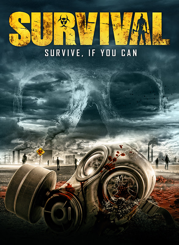 Frank Raffel Fights For Survival in Action Horror Film's DVD Release