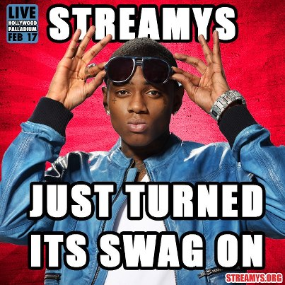 Swagon Watch the Streamy Awards Live Here!