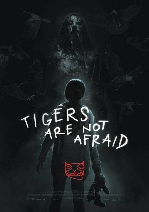 TADFF Tigers Are Not Afraid Poster