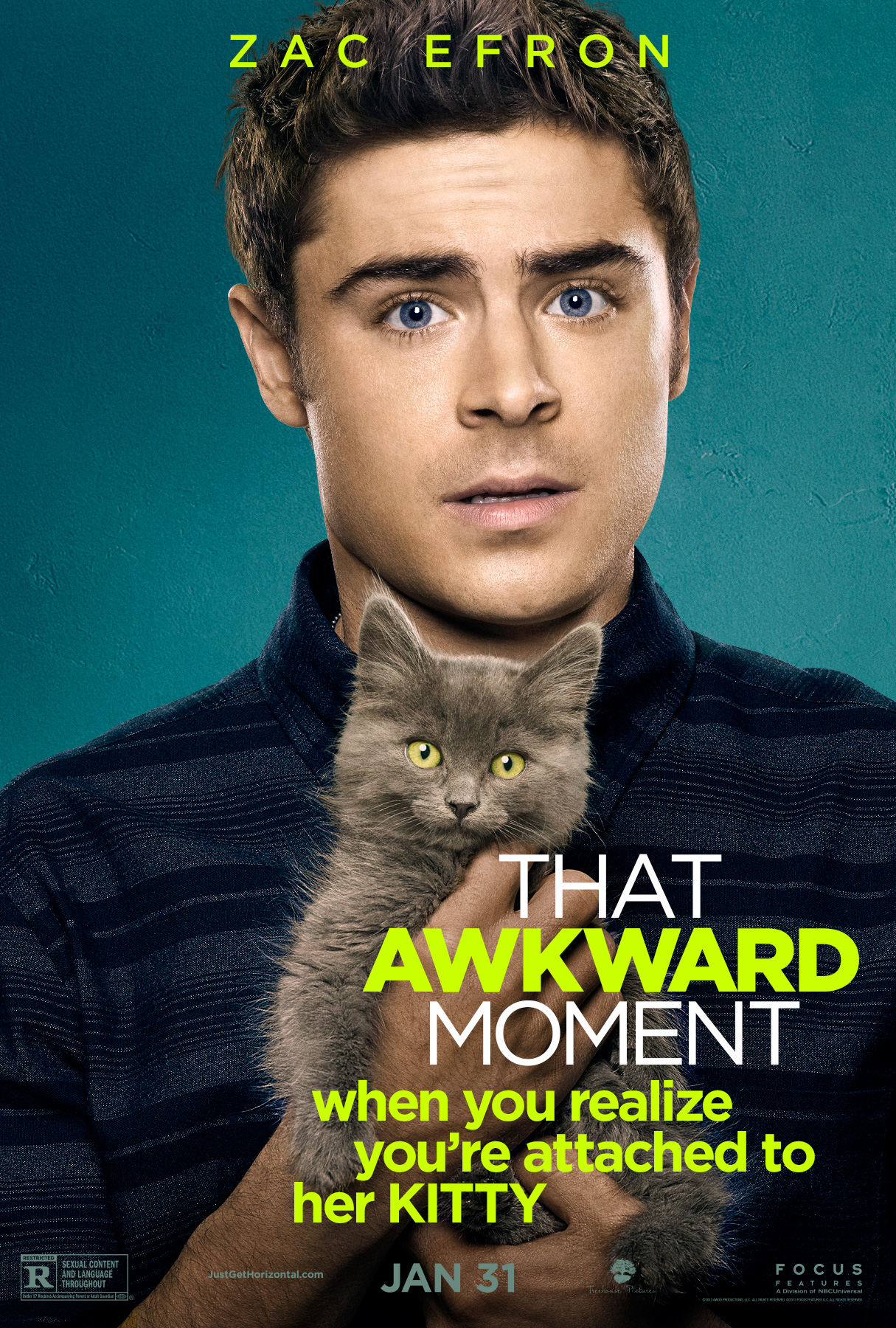 TAM OnlineZac RGB W1 Red Band Trailer of That Awkward Moment is Truly Awkward