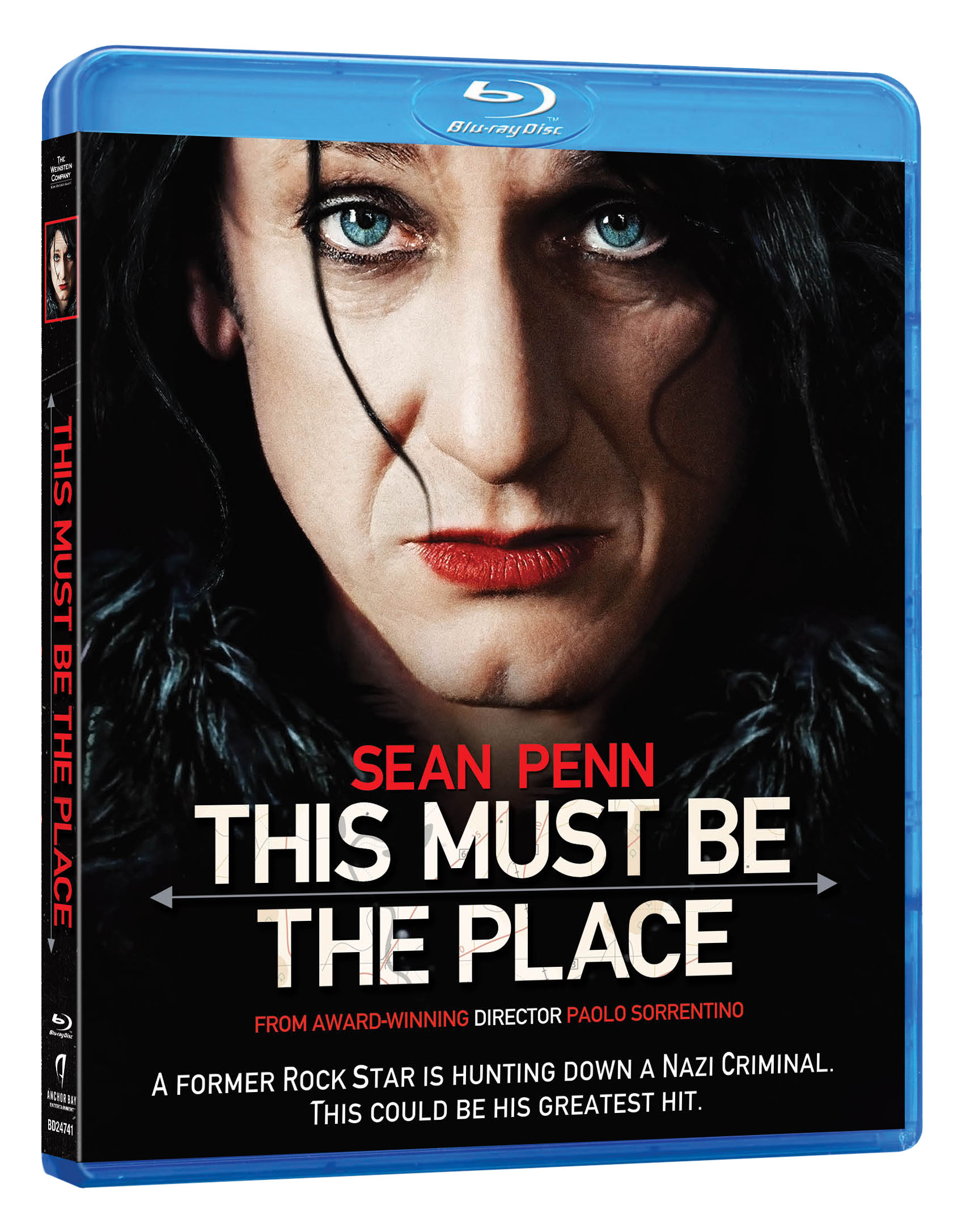 TMBTP bd 3d1 This Must Be The Place On DVD And Blu ray Now