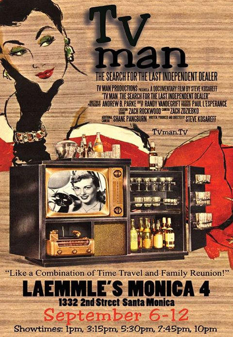 TV Man The Search for the Last Independent Dealer Movie