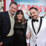 Chris Henchy, Melissa McCarthy, Ben Falcone