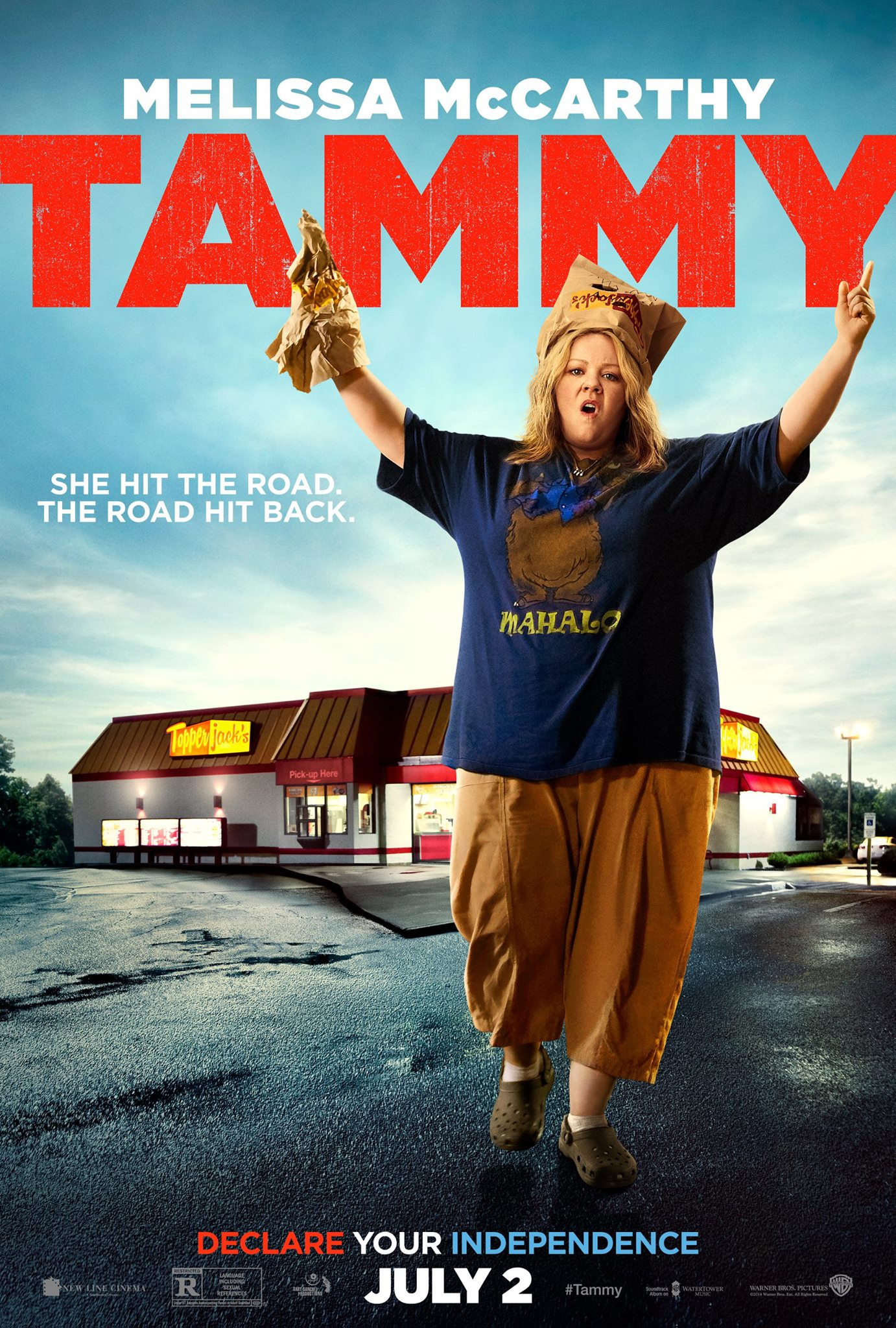Tammy OneSheetPoster New Banners for Tammy Released