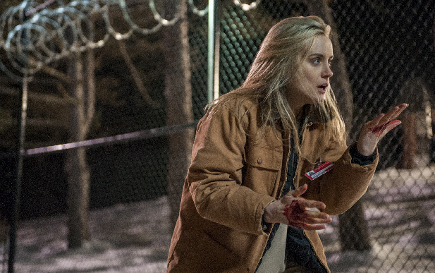 Taylor Schilling in Orange is the New Black See Unexpected Conflicts In New Images From Orange Is the New Black