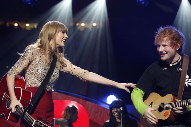 Taylor Swift Reportedly Dating Again After Linked to Singer Ed Sheeran Taylor Swift Reportedly Dating Again After Linked to Singer Ed Sheeran