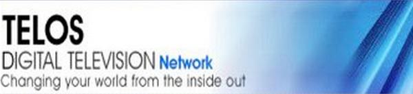 Telos Digital Television Logo Stay Healthy with Telos Digital Television