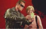Arnold Schwarznegger at Madame Tussauds