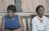Teyonah Parris and Macy Gray in Where Children Play