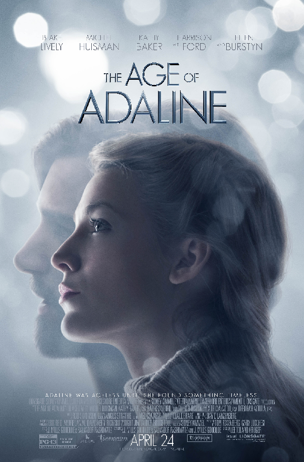 The Age of Adaline Features a Timeless Blake Lively in New Poster