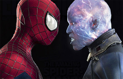 The Amazing Spider Man 2 SDCC Watch The SDCC Teaser for The Amazing Spider Man 2