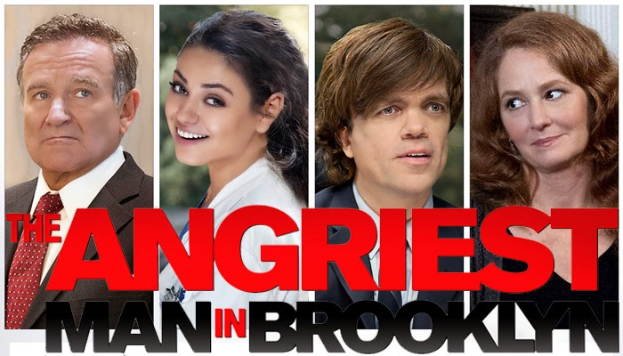 The Angriest Man in Brooklyn Movie The Angriest Man in Brooklyn Movie Review