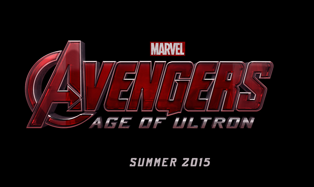 The Avengers 2 Logo Marvel Release A New Logo for The Avengers 2
