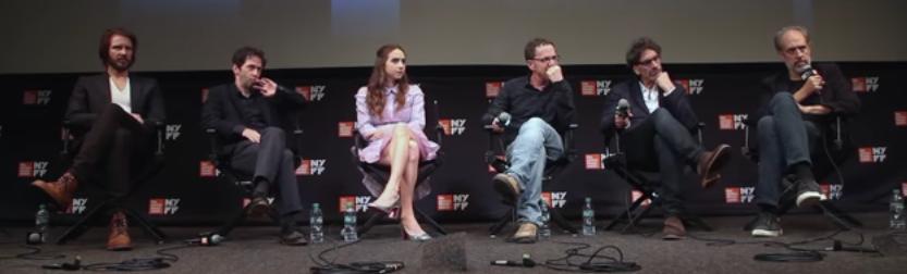 New York Film Festival 2018 Interview