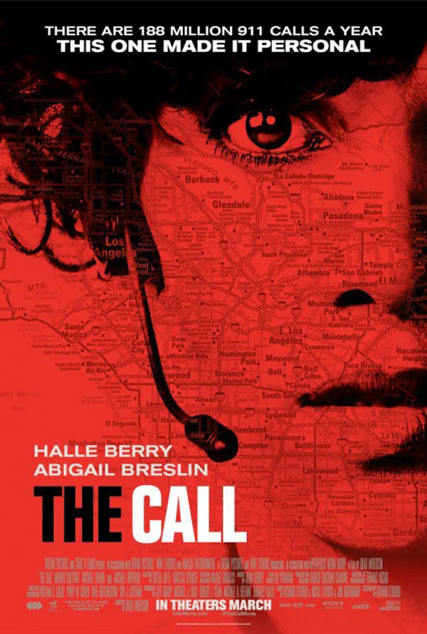 The Call Poster The Call Movie Review