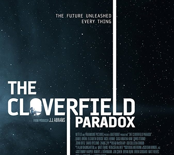 The Cloverfiled Paradox Poster