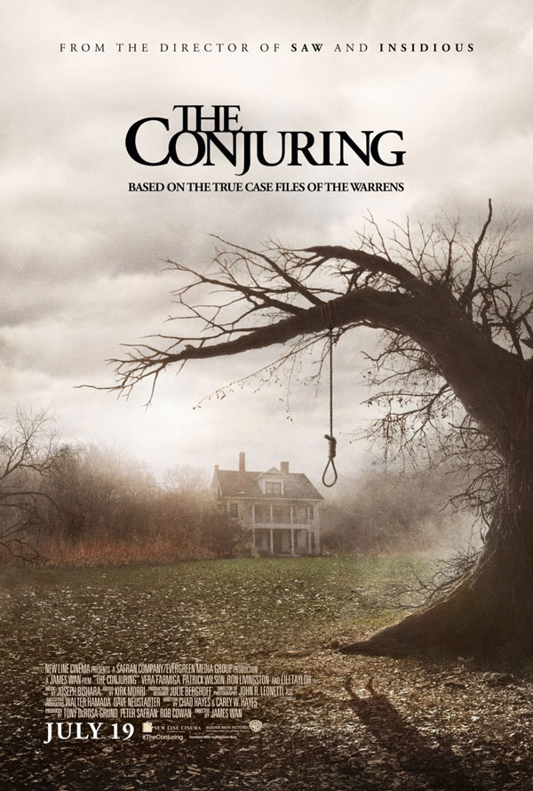 The Conjuring Poster Movie News Cheat Sheet: WonderCon Roundup, Complete Ninja Turtles Line Up And More