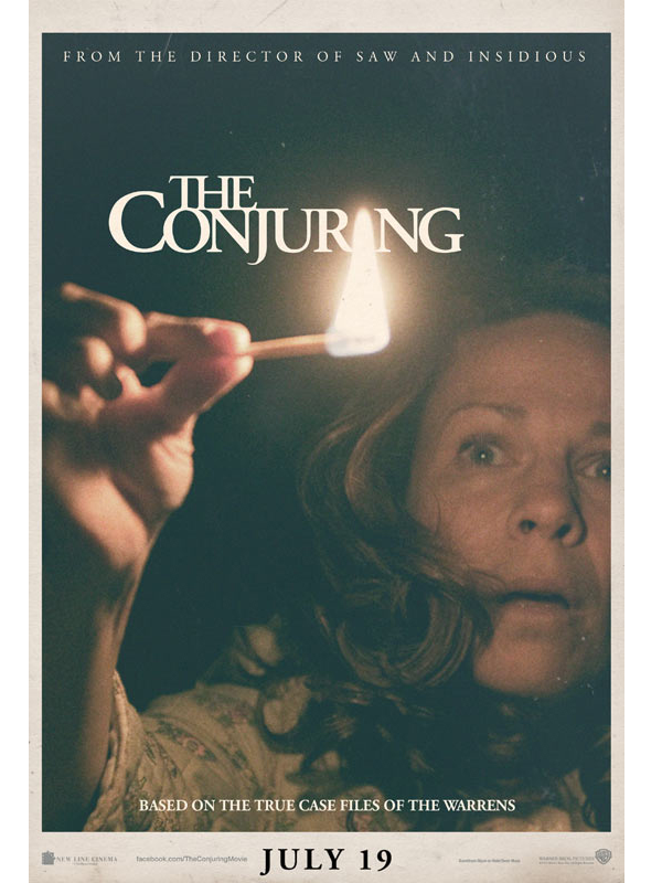 The Conjuring Poster New Trailer From The Conjuring Is Extremely Scary