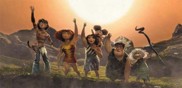 The Croods Box Office Report: The Croods rise to the occasion; Spring Breakers crash the party