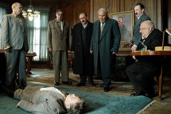 The Death of Stalin Movie Review