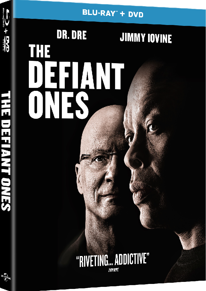 he Defiant Ones Blu-ray Cover