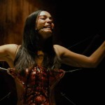 The Evil Dead Girl Skinned Bloody 150x150 Gruesome New Still and Redband Trailer from The Evil Dead