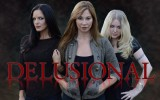 The Female Cast of Supernatural Horror Film Delusional