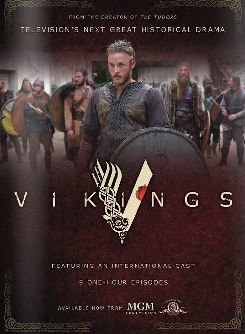 The Fiercest Warriors of All Time Come Alive in History Channel's Vikings
