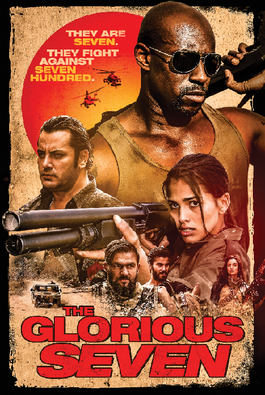 ShockYa Exclusively Premieres 'The Glorious Seven' Trailer