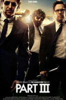 The Hangover Part III Poster CinemaCon 2013: Warner Bros. Bring Out Man Of Steel, Pacific Rim, Gravity And More