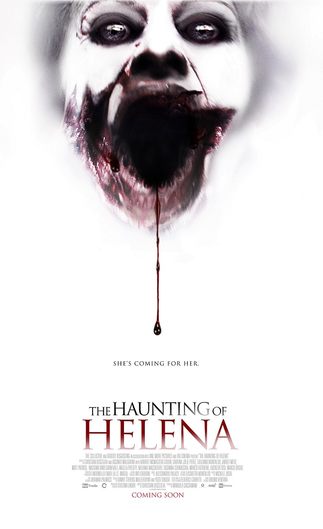 The Haunting of Helena Theatrical PosterLoRes The Haunting of Helena Poster and Stills Reveal Scary Take on the Tooth Fairy