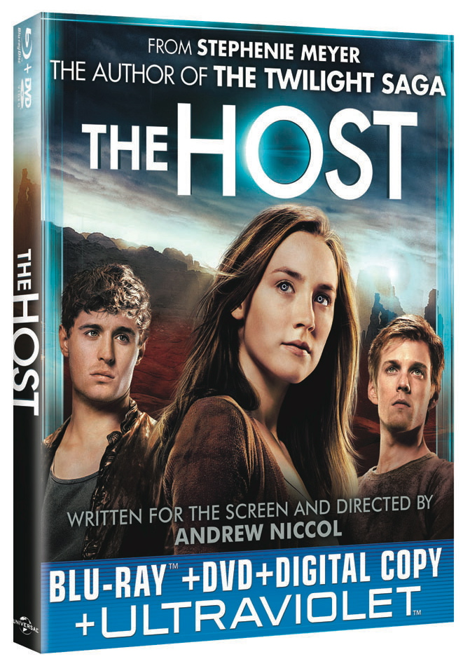 The Host Coming Home on Blu ray Combo Pack and Digital Download The Host Coming Home on Blu ray Combo Pack and Digital Download
