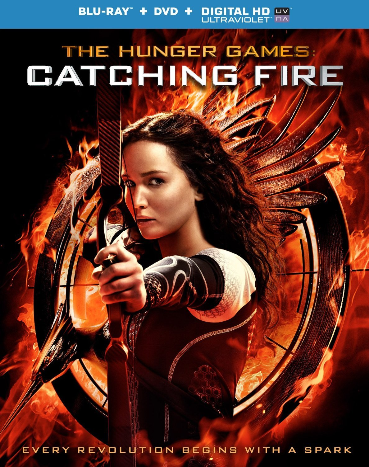 The Hunger Games Catching Fire Defeating the Competion on Home Release The Hunger Games: Catching Fire Defeating the Competion on Home Release