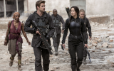 The Hunger Games Mockingjay - Part 1 Movie Review