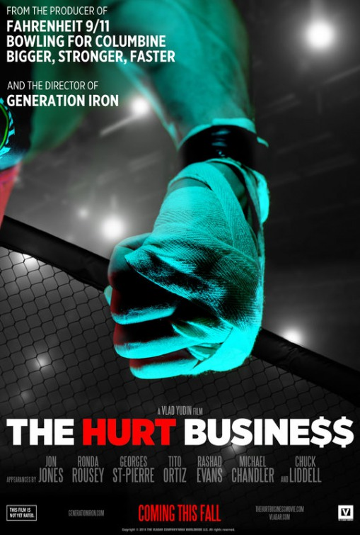 The Hurt Business Exclusive Clip Features MMA Legend Gary Goodridge Discussing Health Risks