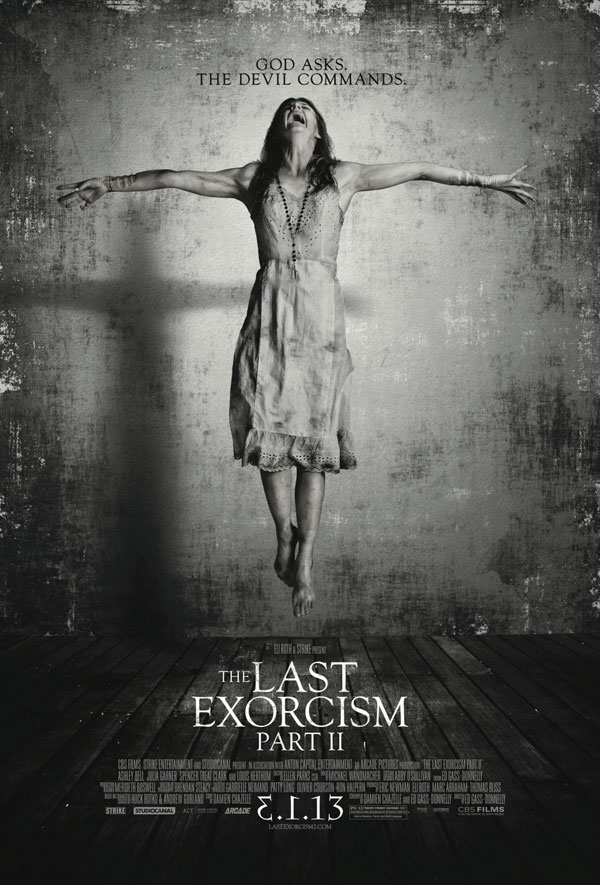 The Last Exorcism Part II Poster The Last Exorcism Part II Movie Review