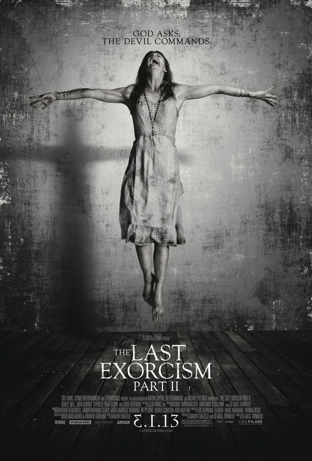 The Last Exorcism Part II motion poster still Celebrate Ash Wednesday with New The Last Exorcism Part II Motion Poster