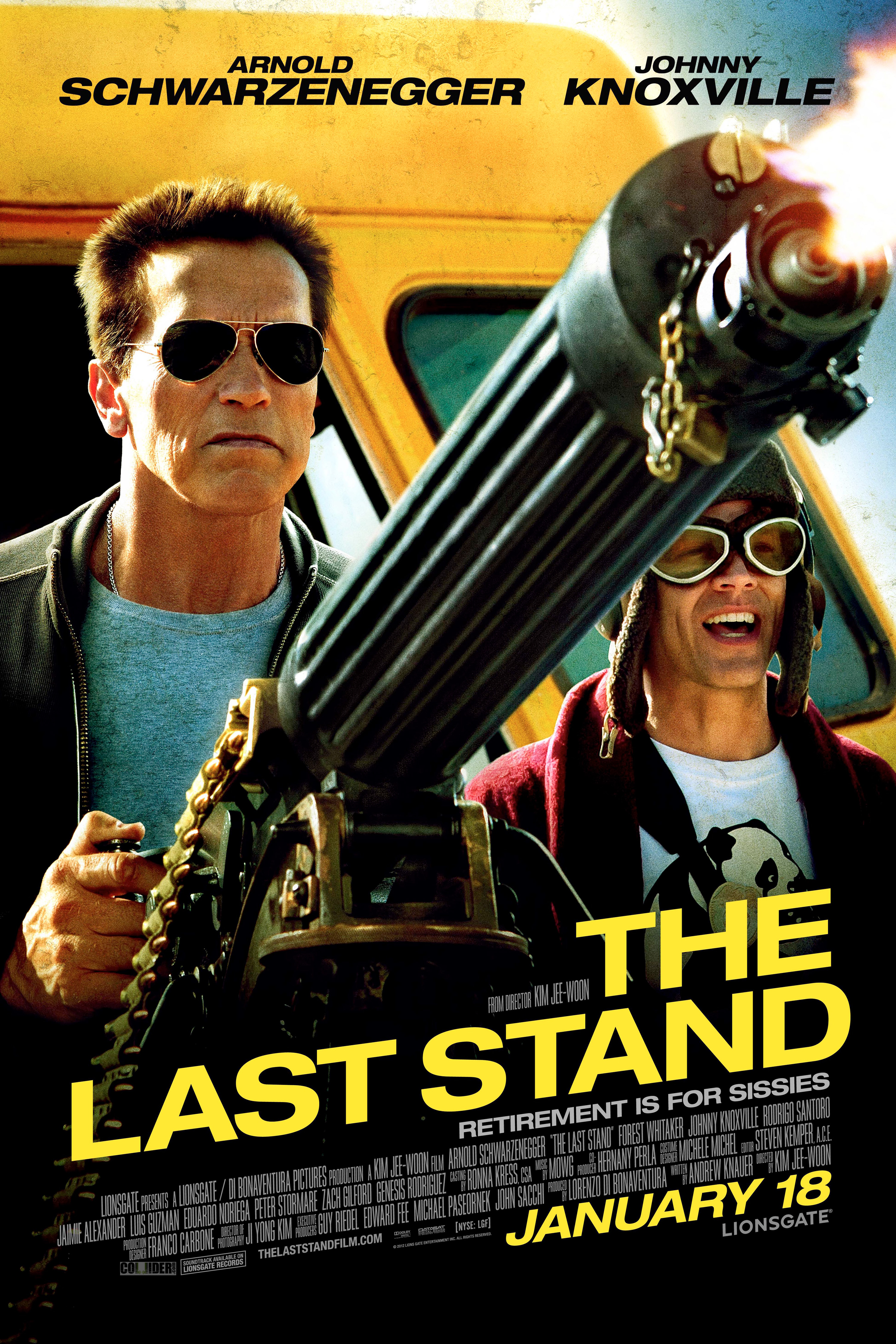 The Last Stand Final New Red Band Trailer For The Last Stand