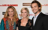 Maria Bello, Brittany Snow and Johnny Simmons