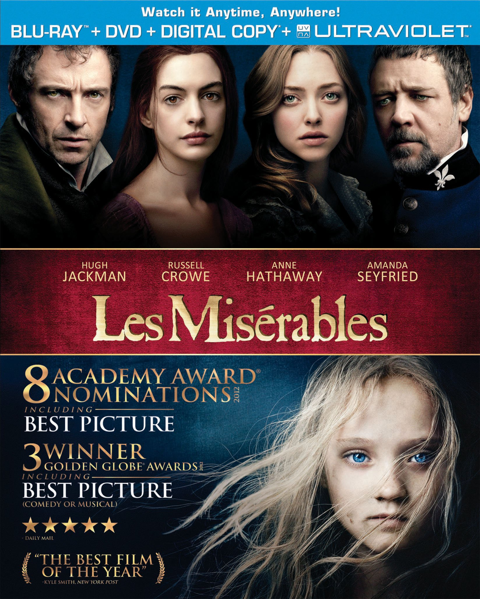 The Les Miserables Cast Vocally Warms Up For Blu ray and DVD Release The Les Miserables Cast Vocally Warms Up For Blu ray and DVD Release