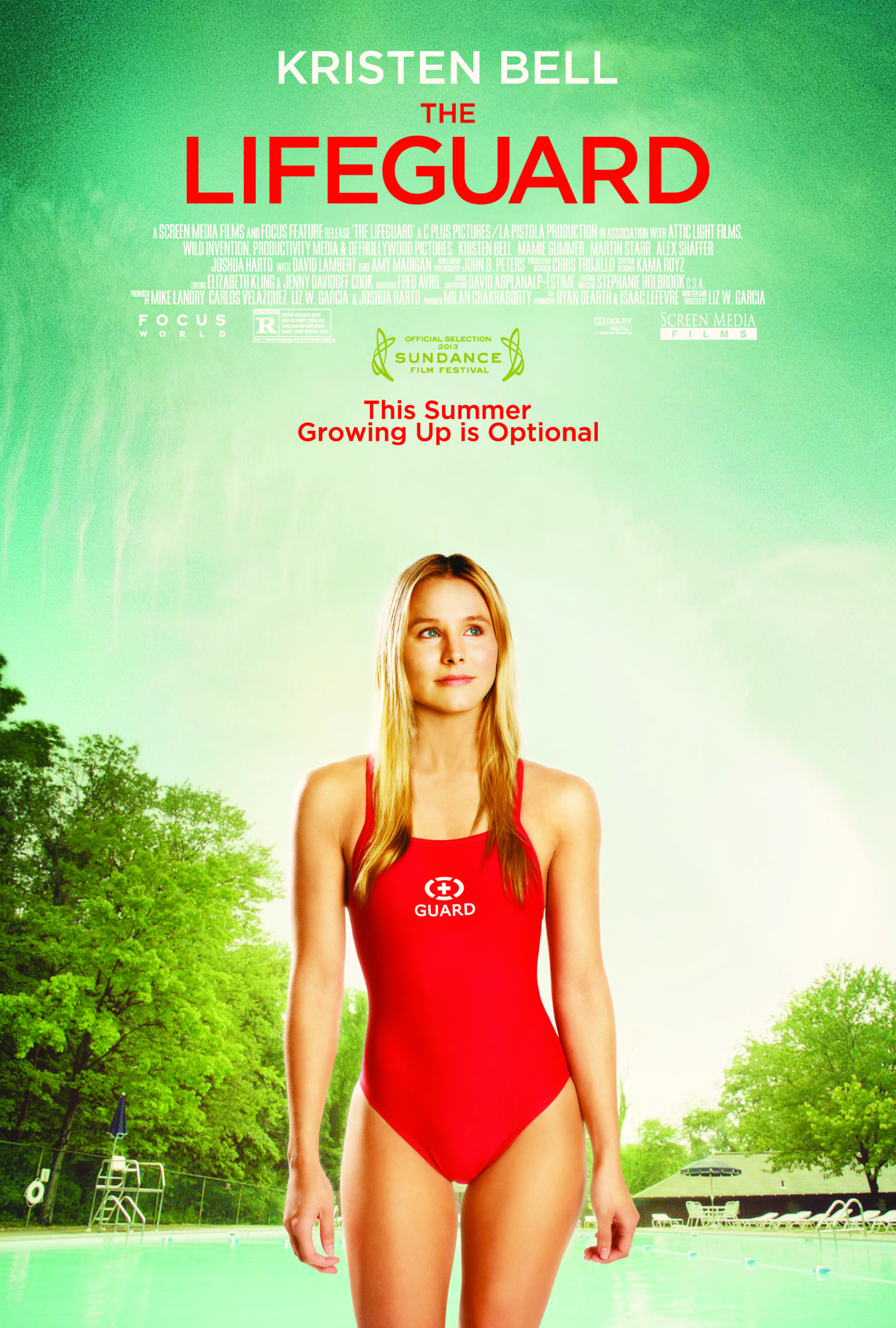 Cankurtaran-The Lifeguard İzle (2013)