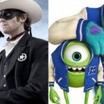The Lone Ranger Monsters University 150x150 Monsters, Inc. 3D Trailer And Poster Released