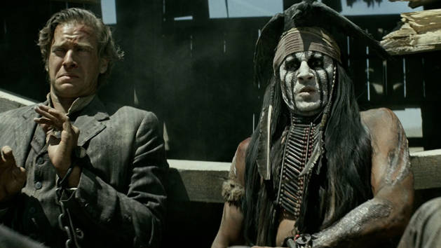 The Lone Ranger The Craft Go Behind The Scenes of The Lone Ranger