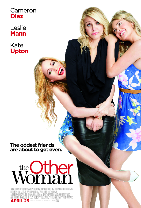 The Oddest Friends to Get Even In New Poster For The Other Woman