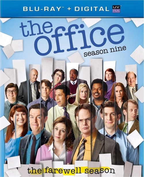 The Office 9th Season Blu-Ray