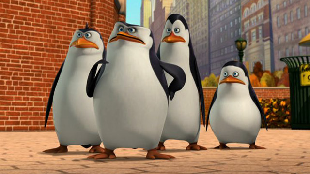The Penguins of Madagascar Cause Mischief In First Official Trailer