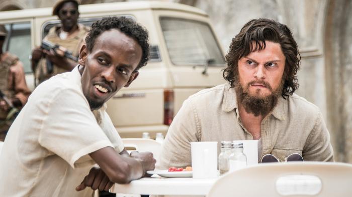 The Pirates of Somalia Movie