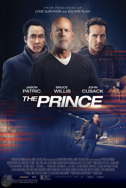 The Prince Movie Poster Lionsgate is Unveiling The Prince In the Action Thrillers New Poster